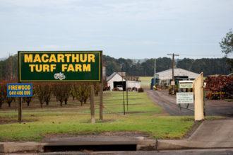 Macarthur Turf Farm